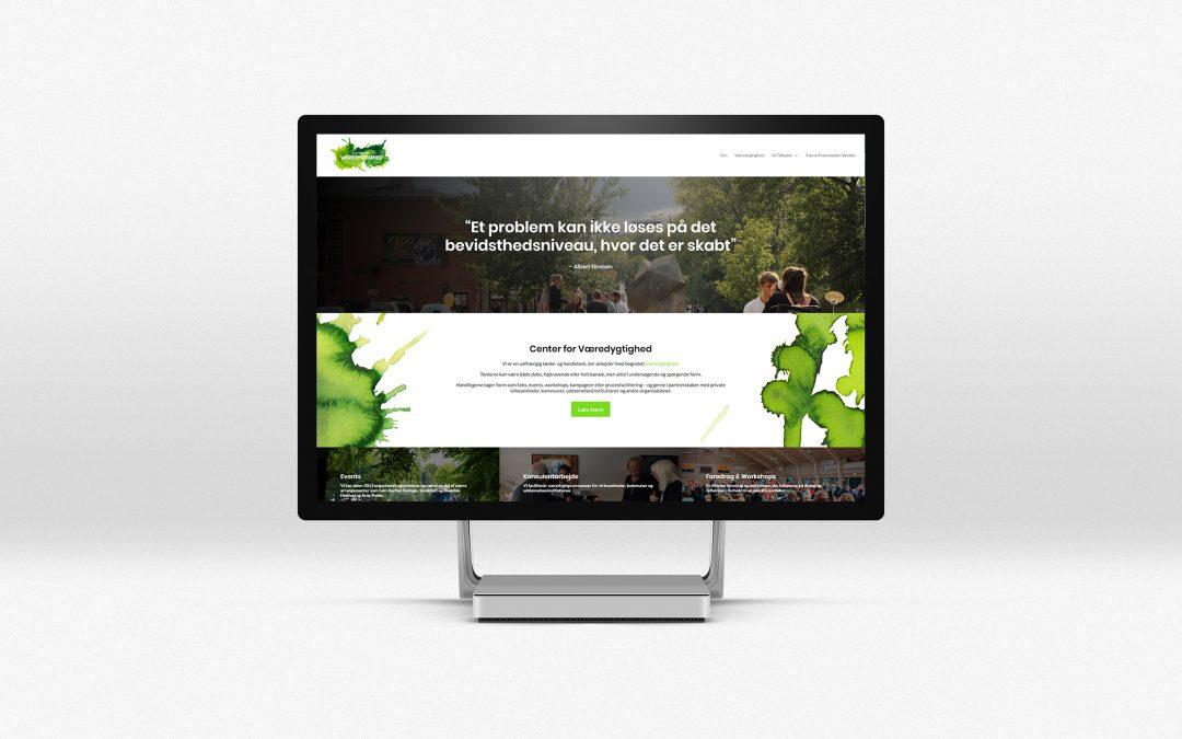 Center for Væredygtighed
