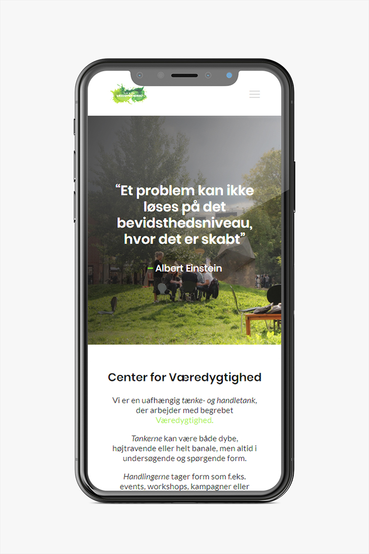 1 Font Page Mobile