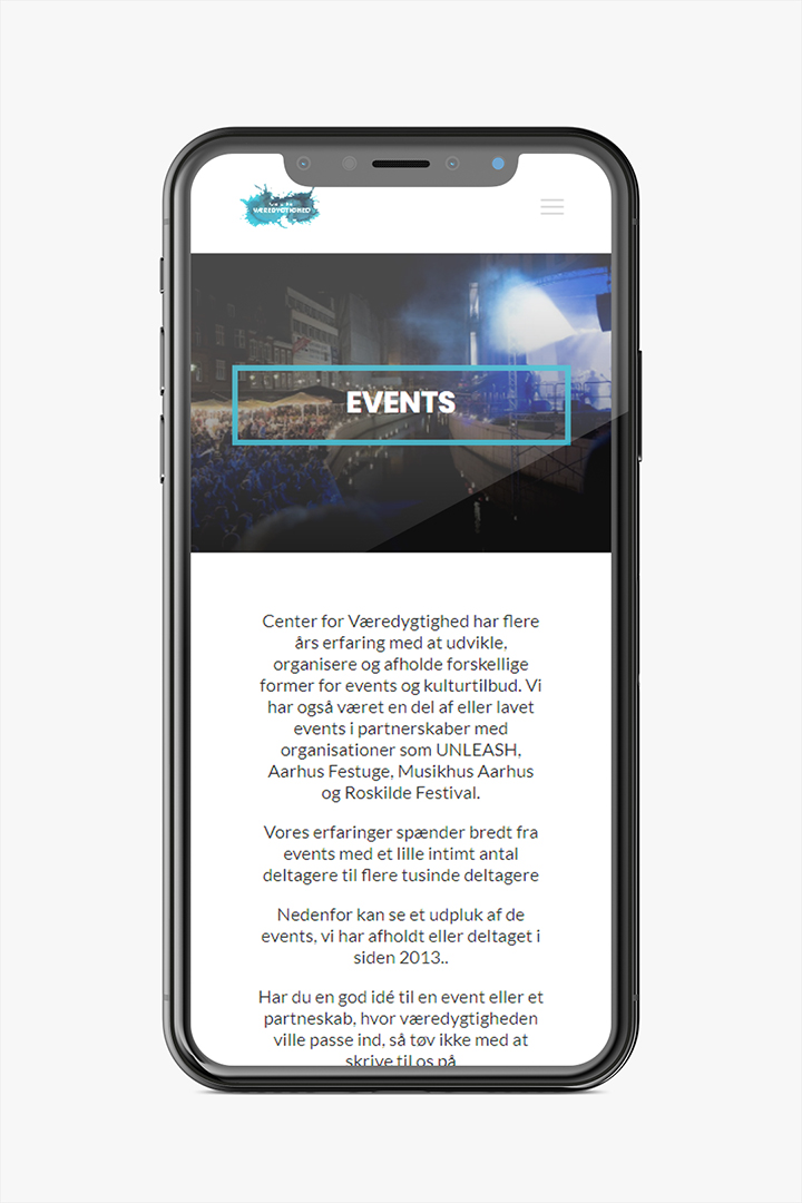 5 Events Mobile