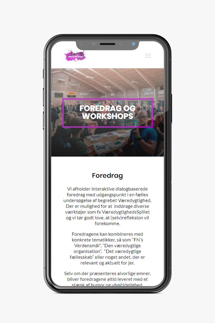 6 Workshops Mobile