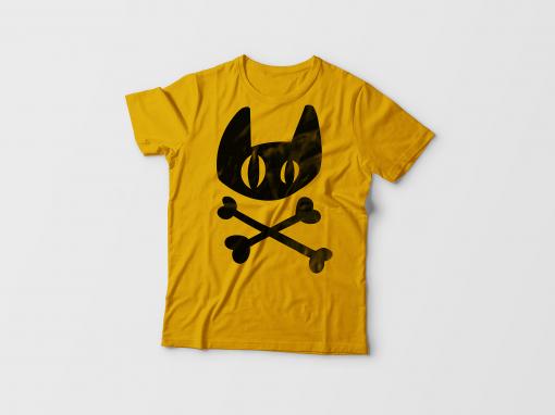"""Bones"" Shirt Design"