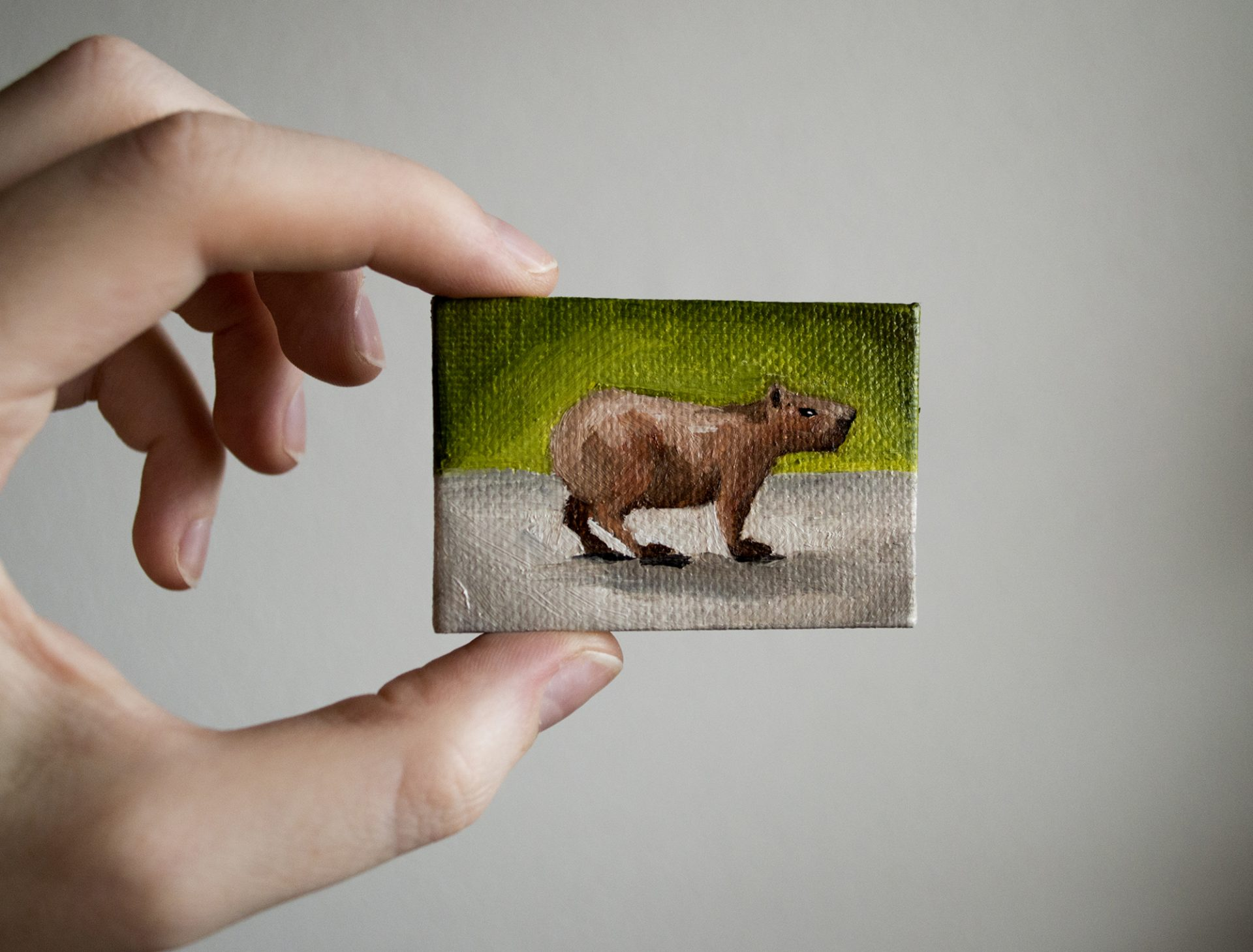 capybara-tiny-art