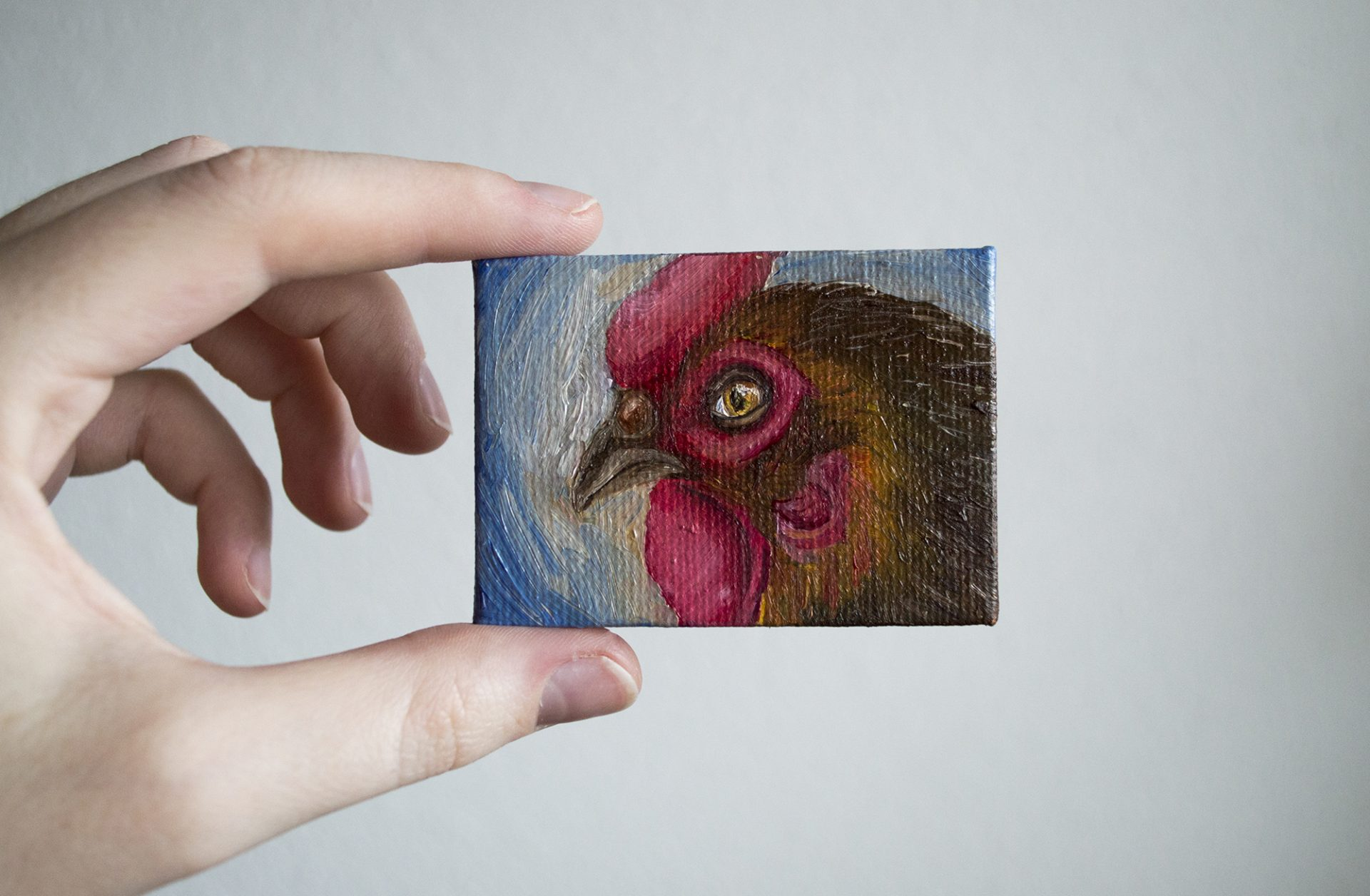 chicken-mini-painting