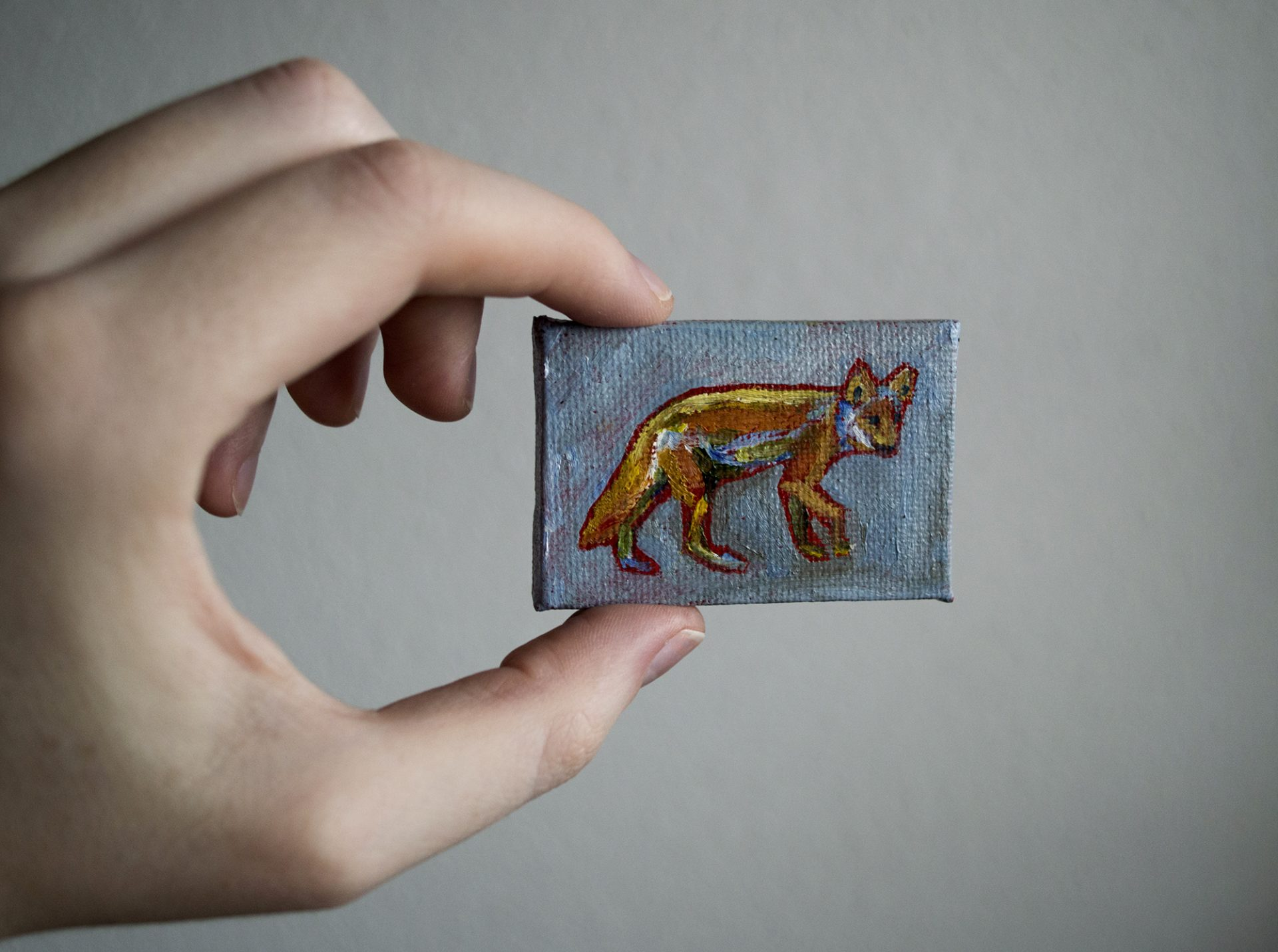 coyote-pup-mini-painting
